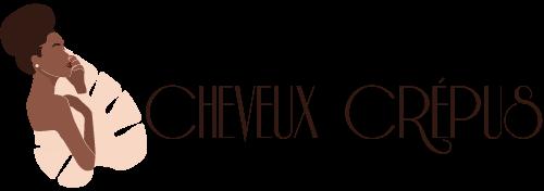 CHEVEUX Crépus - logo soin cheveux afro - cheveuxcrépus.com